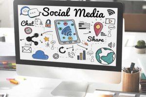 gestire i profili social media da solo