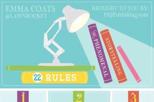 le 22 regole dello Storytelling della Pixar