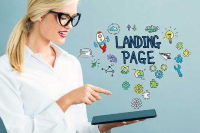 importanza landing page